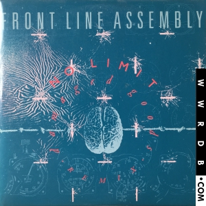 Front Line Assembly No Limit primary image