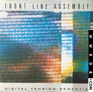 Front Line Assembly Digital Tension Dementia product image photo cover number 1